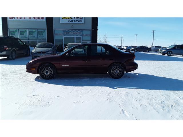 2002 Pontiac Sunfire GTX (Stk: P407) in Brandon - Image 5 of 10