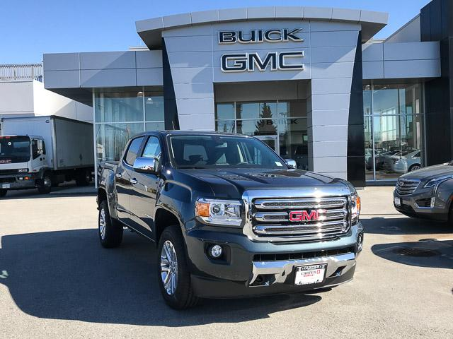 2019 GMC Canyon SLT (Stk: 9CN58500) in North Vancouver - Image 2 of 13