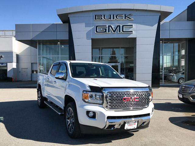 2019 GMC Canyon Denali (Stk: 9CN37830) in North Vancouver - Image 2 of 13