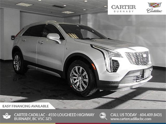 2019 Cadillac XT4 Premium Luxury (Stk: C9-80390) in Burnaby - Image 1 of 22