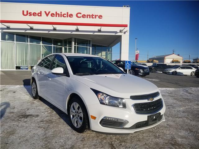 2015 Chevrolet Cruze 1LT (Stk: 2190261A) in Calgary - Image 1 of 7
