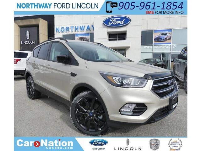 2018 Ford Escape SE (Stk: EC84260) in Brantford - Image 1 of 21