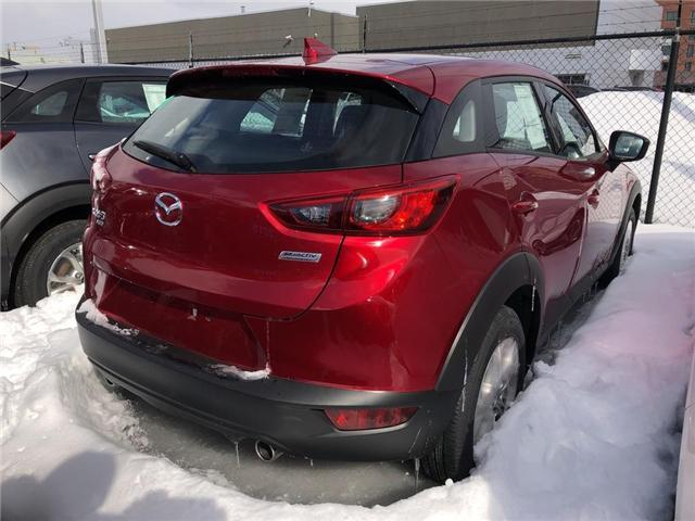 2019 Mazda CX-3 GS (Stk: 19-170) in Richmond Hill - Image 3 of 4