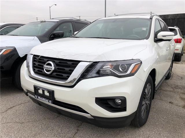 2019 Nissan Pathfinder SL Premium (Stk: PA19-003) in Etobicoke - Image 1 of 5