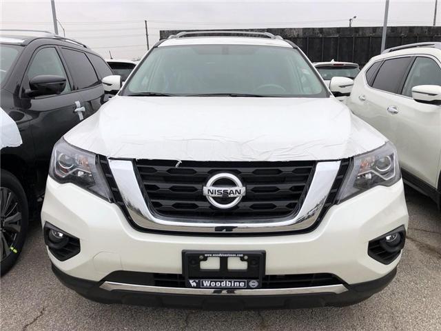2019 Nissan Pathfinder SL Premium (Stk: PA19-003) in Etobicoke - Image 2 of 5