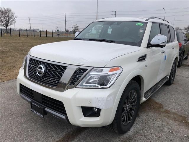 2019 Nissan Armada Platinum (Stk: AR19-001) in Etobicoke - Image 1 of 5