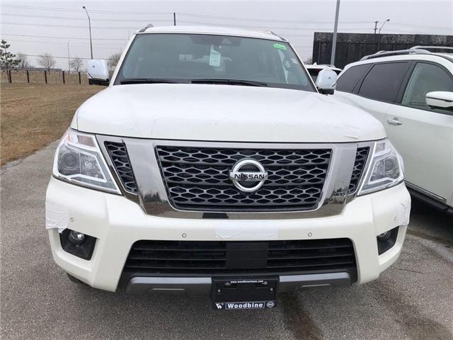 2019 Nissan Armada Platinum (Stk: AR19-001) in Etobicoke - Image 2 of 5