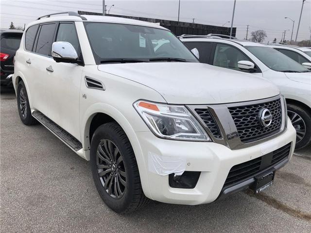 2019 Nissan Armada Platinum (Stk: AR19-001) in Etobicoke - Image 3 of 5