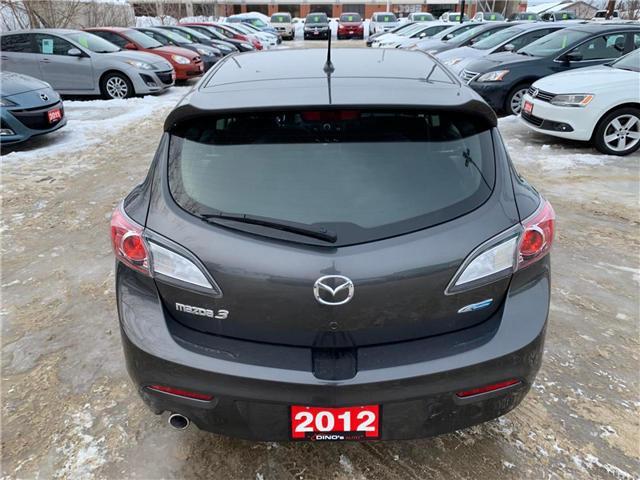 2012 Mazda Mazda3 GS-SKY (Stk: 647737) in Orleans - Image 3 of 25