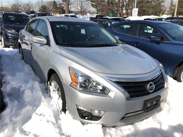 2015 Nissan Altima 2.5 S | NO ACCIDENT | LOW RATE FINANCING (Stk: P0619) in Mississauga - Image 2 of 14