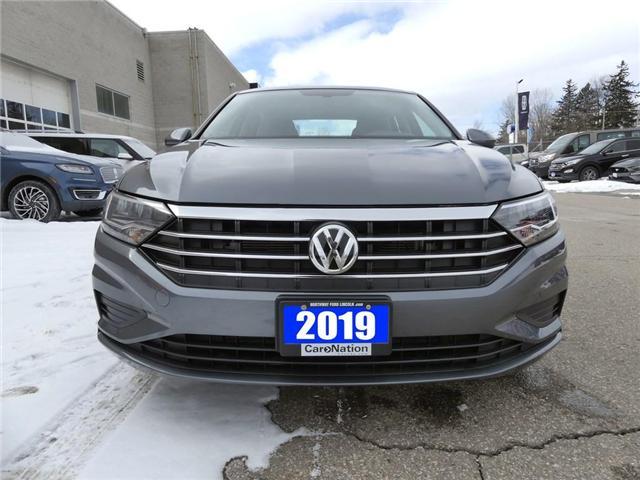2019 Volkswagen Jetta Highline | BACKUP CAM | PUSH TO START | SUNROOF | (Stk: DR81) in Brantford - Image 2 of 30