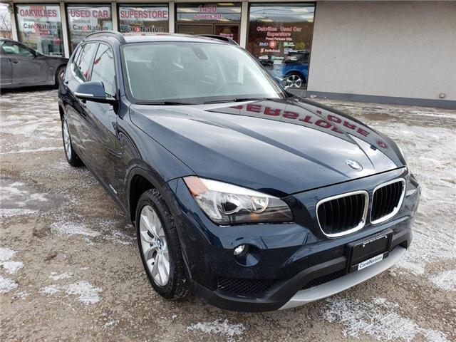 2014 BMW X1 xDrive28i | PANOROOF | HTD SEATS | LOW KM (Stk: P11876) in Oakville - Image 2 of 20