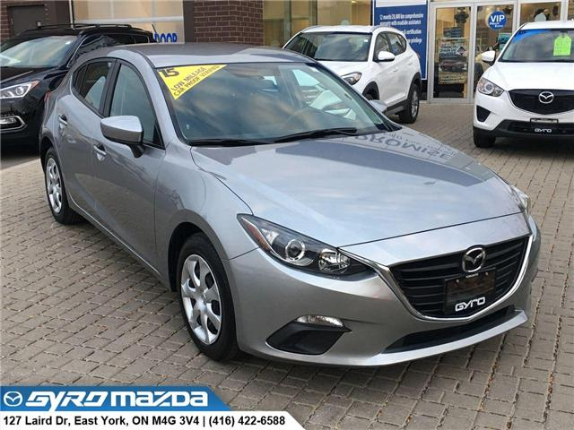 2015 Mazda Mazda3 GX (Stk: 28157A) in East York - Image 1 of 28