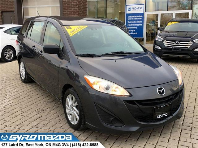 2015 Mazda Mazda5 GS (Stk: 28427) in East York - Image 1 of 29