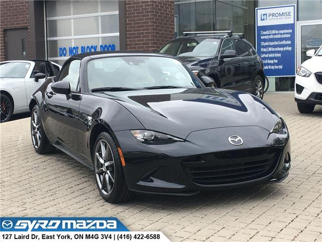 2016 Mazda MX-5 GT (Stk: 25955) in East York - Image 1 of 28