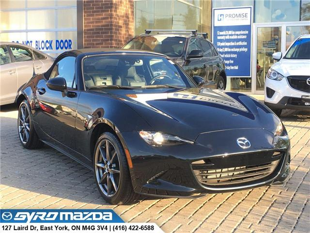 2016 Mazda MX-5 GT (Stk: 25539) in East York - Image 1 of 27
