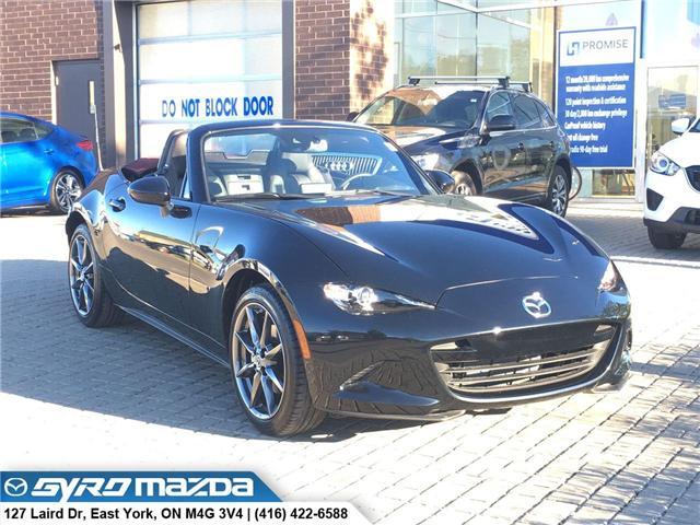 2019 Mazda MX-5 GT (Stk: 28013) in East York - Image 1 of 28