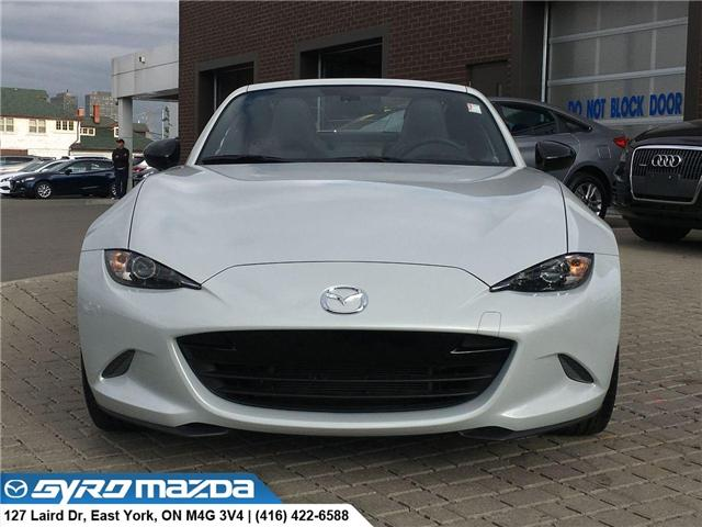 2017 Mazda MX-5 RF GS (Stk: 26263) in East York - Image 1 of 26
