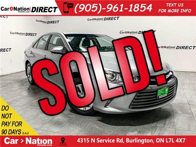 2017 Toyota Camry  (Stk: DRD2083) in Burlington - Image 1 of 30