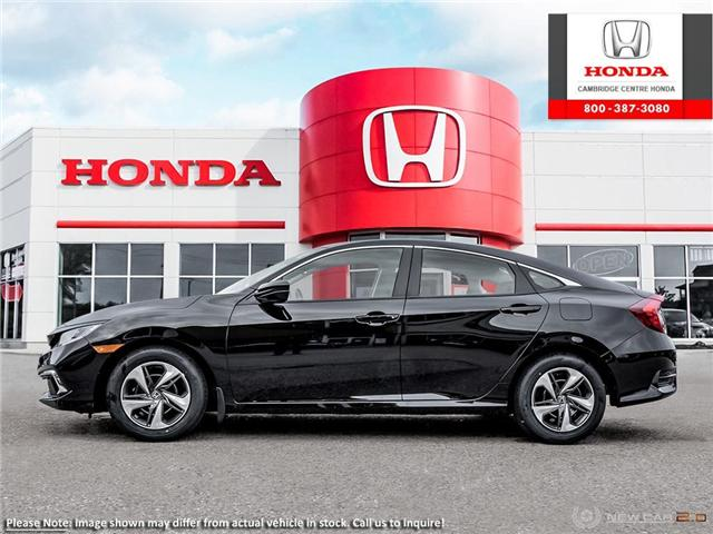 2019 Honda Civic LX (Stk: 19530) in Cambridge - Image 3 of 24