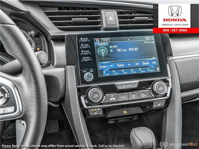 2019 Honda Civic LX (Stk: 19530) in Cambridge - Image 24 of 24