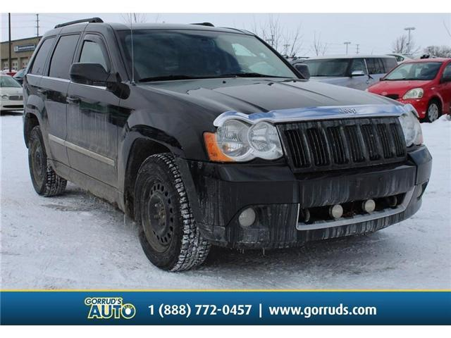2008 Jeep Grand Cherokee Limited (Stk: 203950) in Milton - Image 1 of 14