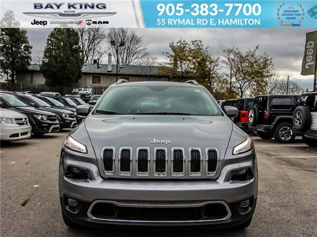 2017 Jeep Cherokee Limited (Stk: 6659) in Hamilton - Image 2 of 21
