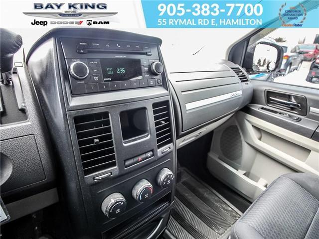 2010 Dodge Grand Caravan SE (Stk: 6762) in Hamilton - Image 11 of 21