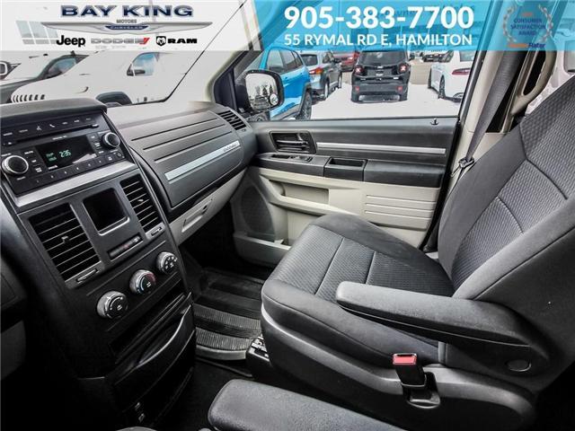2010 Dodge Grand Caravan SE (Stk: 6762) in Hamilton - Image 12 of 21