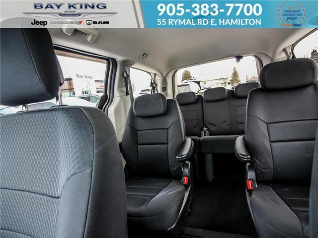 2010 Dodge Grand Caravan SE (Stk: 6762) in Hamilton - Image 13 of 21