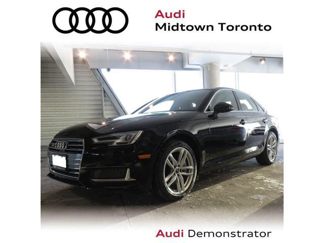 2019 Audi A4 45 Technik (Stk: DAU6103) in Toronto - Image 1 of 24