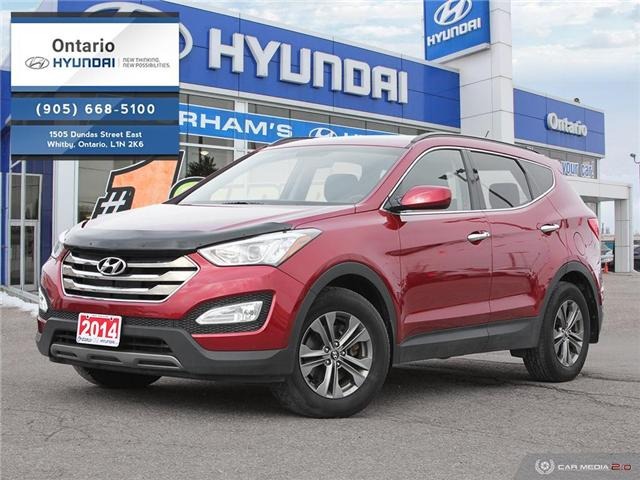 2014 Hyundai Santa Fe Sport 2.0T Premium / AWD (Stk: 08603K) in Whitby - Image 1 of 27