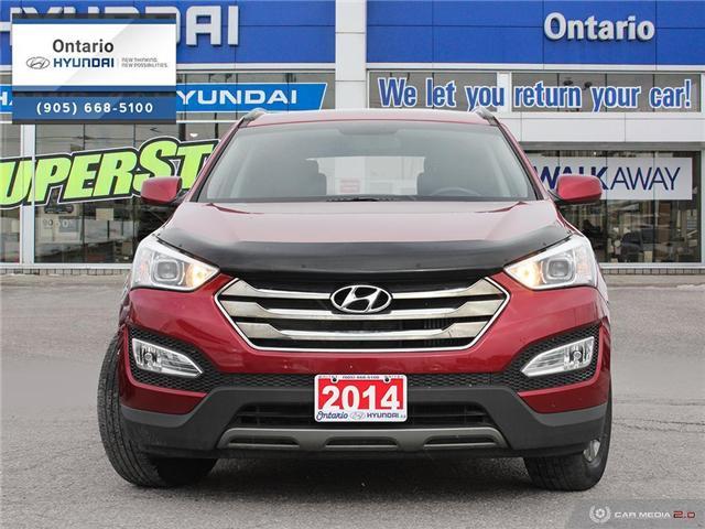 2014 Hyundai Santa Fe Sport 2.0T Premium / AWD (Stk: 08603K) in Whitby - Image 2 of 27
