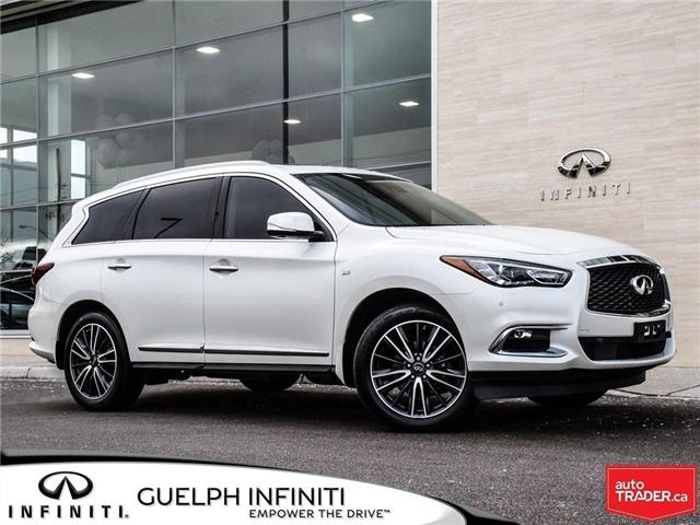 2017 Infiniti QX60 Base (Stk: I6789A) in Guelph - Image 1 of 26
