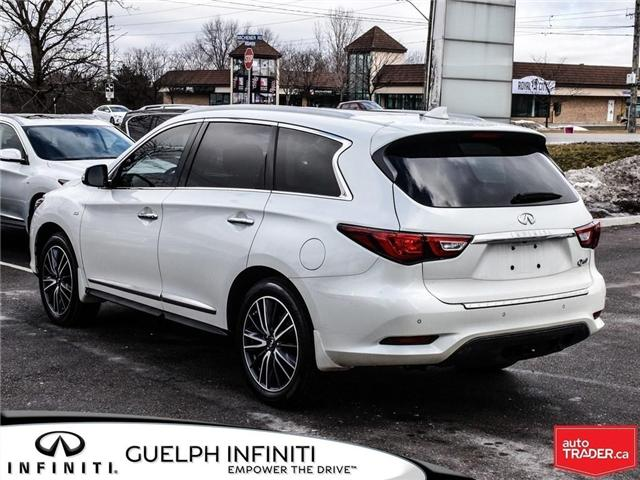 2017 Infiniti QX60 Base (Stk: I6789A) in Guelph - Image 4 of 26