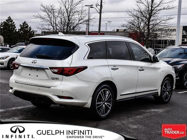 2017 Infiniti QX60 Base (Stk: I6789A) in Guelph - Image 6 of 26