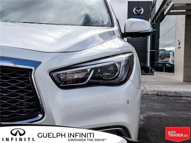 2017 Infiniti QX60 Base (Stk: I6789A) in Guelph - Image 8 of 26