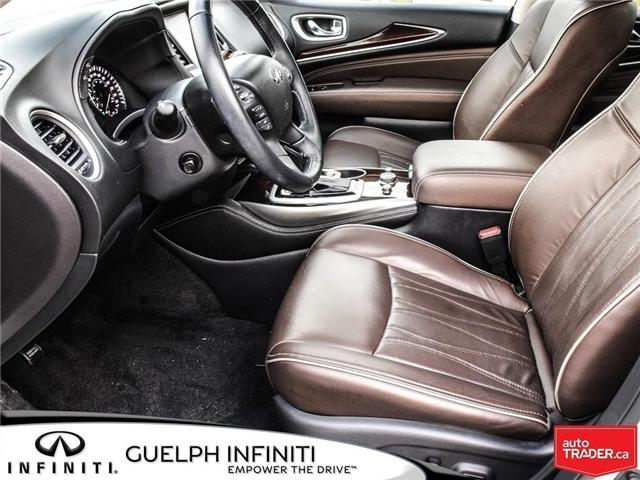 2017 Infiniti QX60 Base (Stk: I6789A) in Guelph - Image 13 of 26