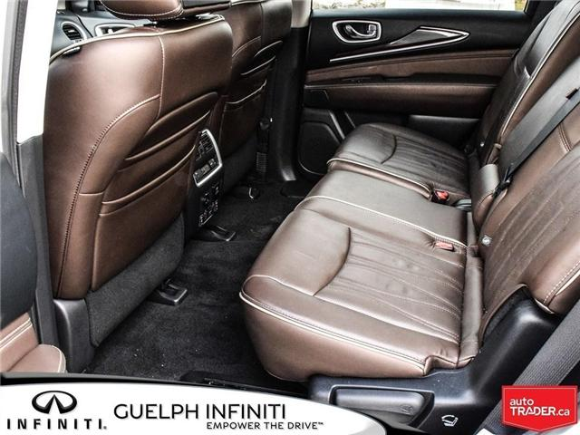 2017 Infiniti QX60 Base (Stk: I6789A) in Guelph - Image 14 of 26
