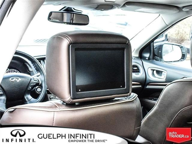 2017 Infiniti QX60 Base (Stk: I6789A) in Guelph - Image 16 of 26