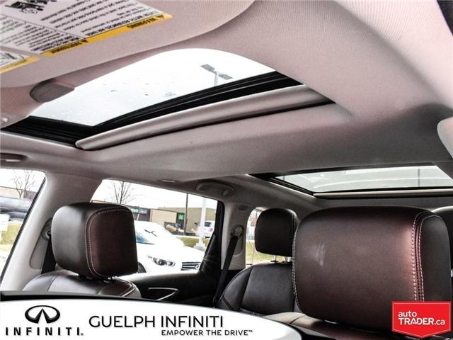2017 Infiniti QX60 Base (Stk: I6789A) in Guelph - Image 19 of 26