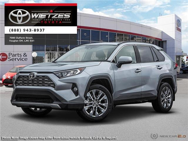 2019 Toyota RAV4 AWD LTD (Stk: 68235) in Vaughan - Image 1 of 24