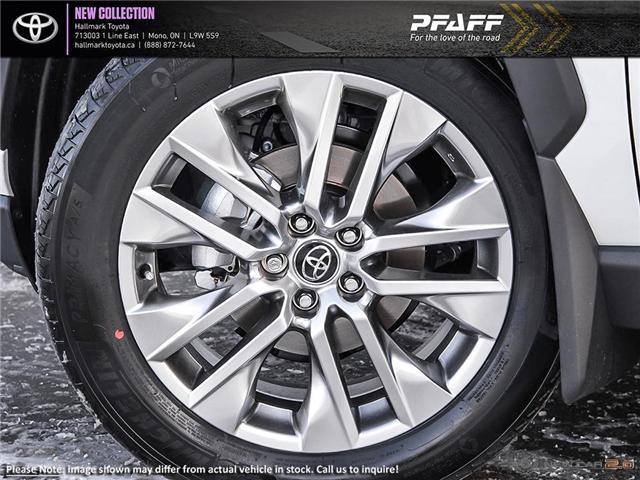 2019 Toyota RAV4 AWD Limited (Stk: H19306) in Orangeville - Image 8 of 24