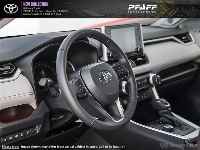 2019 Toyota RAV4 AWD Limited (Stk: H19306) in Orangeville - Image 12 of 24
