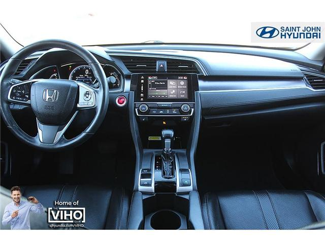 2018 Honda Civic Touring (Stk: U2055) in Saint John - Image 13 of 21