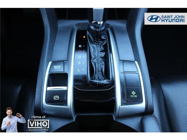 2018 Honda Civic Touring (Stk: U2055) in Saint John - Image 19 of 21