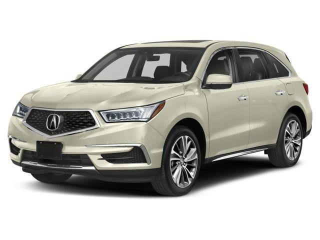 2019 Acura MDX Tech (Stk: K803972) in Brampton - Image 1 of 8