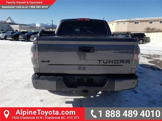2016 Toyota Tundra SR5 5.7L V8 (Stk: X175748A) in Cranbrook - Image 4 of 19