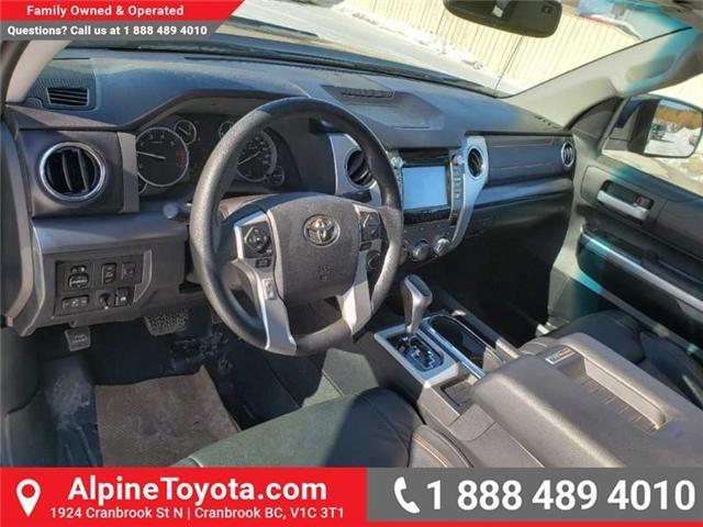 2016 Toyota Tundra SR5 5.7L V8 (Stk: X175748A) in Cranbrook - Image 9 of 19