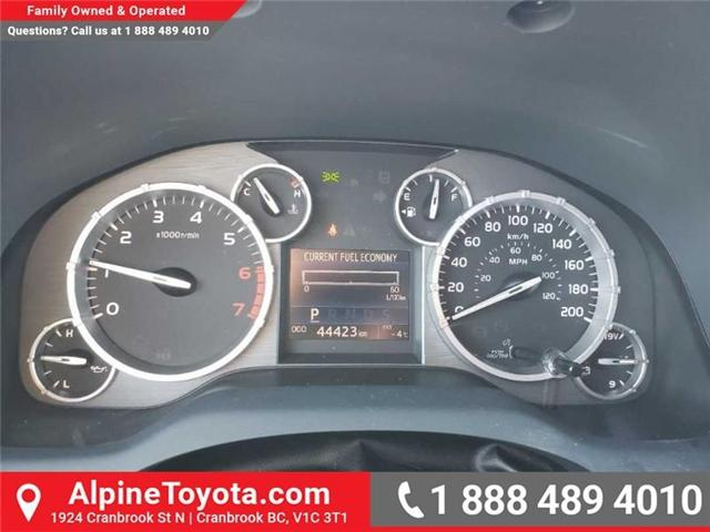 2016 Toyota Tundra SR5 5.7L V8 (Stk: X175748A) in Cranbrook - Image 14 of 19